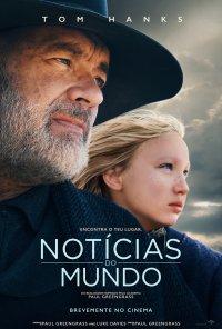 Poster do filme Notícias do Mundo / News of the World (2020)