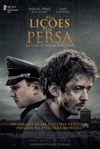Poster do filme As Lições de Persa / Persian Lessons (2020)