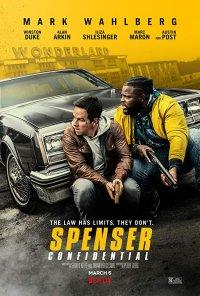 Poster do filme Spenser: Confidencial / Spenser Confidential (2020)
