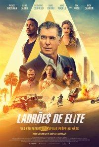 Poster do filme Ladrões de Elite / The Misfits (2021)