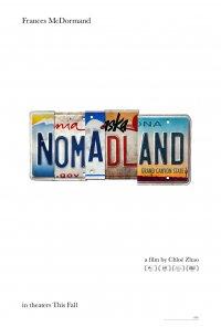 Poster do filme Nomadland - Sobreviver na América / Nomadland (2020)
