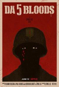 Poster do filme Da 5 Bloods: Irmãos de Armas / Da 5 Bloods (2020)