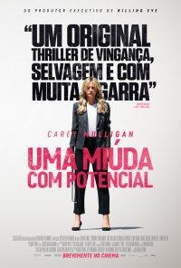 Poster do filme Uma Miúda Com Potencial / Promising Young Woman (2020)