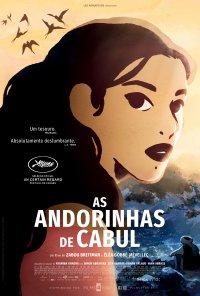 Poster do filme As Andorinhas de Cabul / Les Hirondelles de Kaboul (2019)