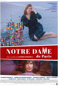 Poster do filme Notre Dame de Paris (2019)