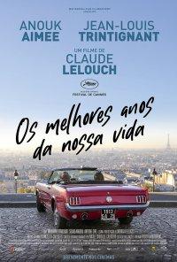 Poster do filme Os Melhores Anos da Nossa Vida / Les plus belles années d'une vie (2019)
