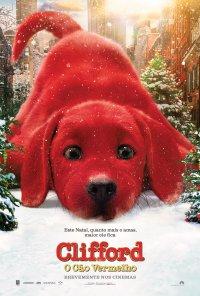 Poster do filme Clifford - O Cão Vermelho / Clifford the Big Red Dog (2021)