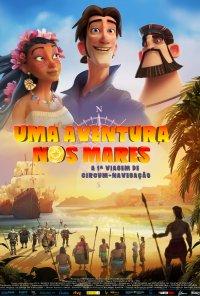 Poster do filme Uma Aventura nos Mares / Elcano y Magallanes: La primera vuelta al mundo (2019)