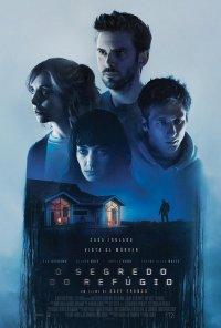 Poster do filme O Segredo do Refúgio / The Rental (2020)
