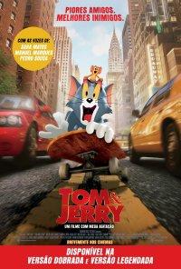 Poster do filme Tom & Jerry (2021)