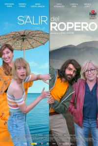 Poster do filme A Avó Saiu do Armário / Salir del ropero (2020)