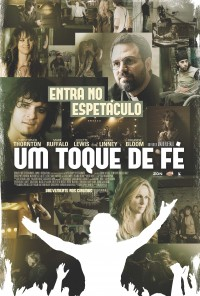 Poster do filme Um Toque de Fé / Sympathy for Delicious (2011)