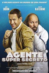 Poster do filme Agente Super Secreto / Le Lion (2020)