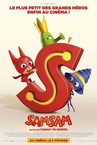 Poster do filme SamSam (2020)