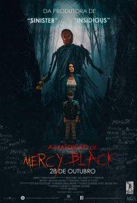 Poster do filme A Maldição de Mercy Black / Mercy Black (2019)