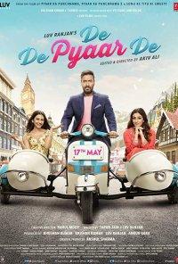 Poster do filme De De Pyaar De (2019)