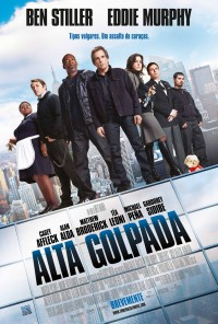 Poster do filme Alta Golpada / Tower Heist (2011)
