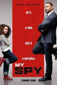 Poster do filme My Spy (2019)