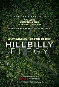 Poster do filme Lamento de uma América em Ruínas / Hillbilly Elegy (2020)