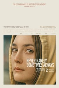 Poster do filme Never Rarely Sometimes Always (2020)