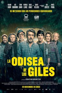 Poster do filme La odisea de los giles (2019)