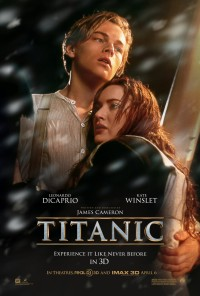 Poster do filme Titanic 3D (1997)