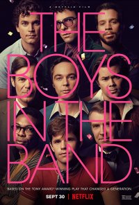 Poster do filme The Boys in the Band (2020)