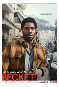 Poster do filme Beckett (2021)