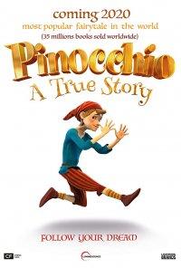 Poster do filme Pinocchio: A True Story (2021)
