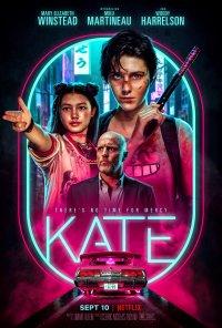 Poster do filme Kate (2021)