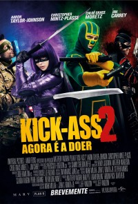 Poster do filme Kick-Ass 2: Agora é a Doer / Kick-Ass 2 (2013)
