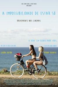 Poster do filme A Impossibilidade de Estar Só (2020)