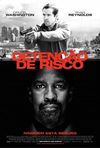 Poster do filme Detenção de Risco / Safe House (2012)