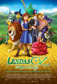 Poster do filme Lendas de Oz: O Regresso de Dorothy / Legends of Oz: Dorothy's Return (2014)