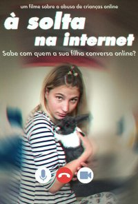Poster do filme À solta na Internet / V síti / Caught in the Net (2020)