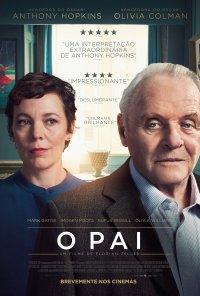 Poster do filme O Pai / The Father (2020)