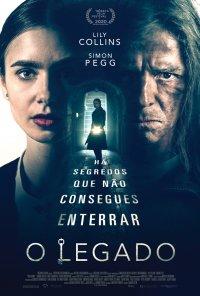 Poster do filme O Legado / Inheritance (2020)