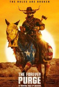 Poster do filme The Forever Purge (2021)