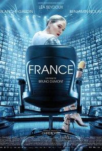 Poster do filme France (2021)