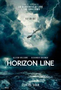 Poster do filme A Linha do Horizonte / Horizon Line (2020)