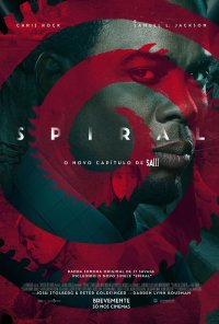 Poster do filme Spiral - O Novo Capítulo de Saw / Spiral: From the Book of Saw (2021)