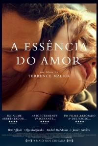Poster do filme A Essência do Amor / To the Wonder (2012)