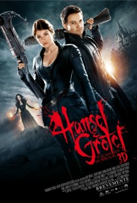 Poster do filme Hansel e Gretel: Caçadores de Bruxas / Hansel and Gretel: Witch Hunters (2013)