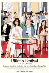 Poster do filme Rifkin's Festival (2020)