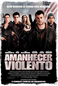 Poster do filme Amanhecer Violento / Red Dawn (2012)