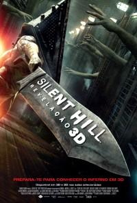 Poster do filme Silent Hill: Revelação 3D / Silent Hill: Revelation 3D (2012)