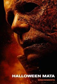 Poster do filme Halloween Mata / Halloween Kills (2021)