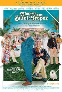 Poster do filme Mistério em Saint- Tropez / Mystère à Saint-Tropez (2021)