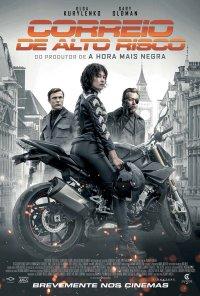 Poster do filme Correio de Alto Risco / The Courier (2019)