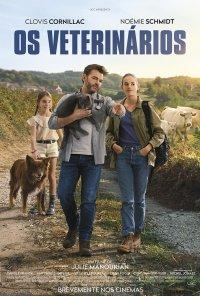 Poster do filme Os Veterinários / Les vétos (2020)